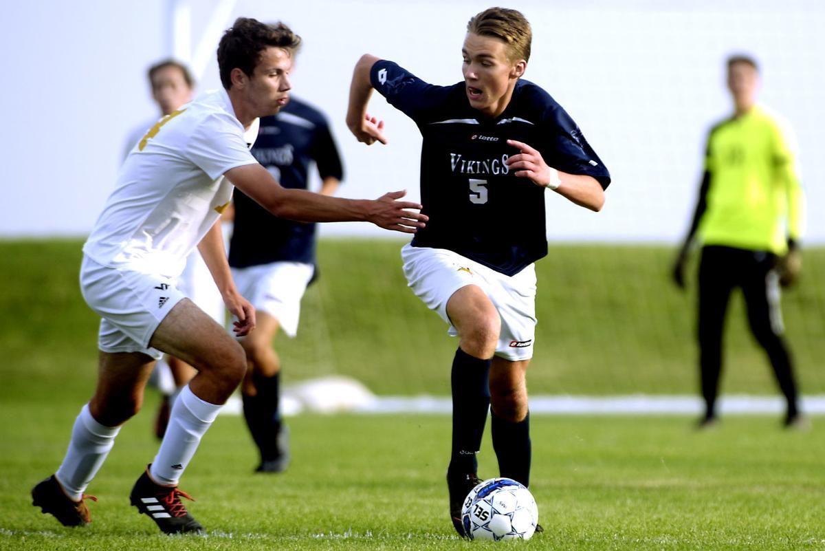 Middleton vs Vallivue Soccer