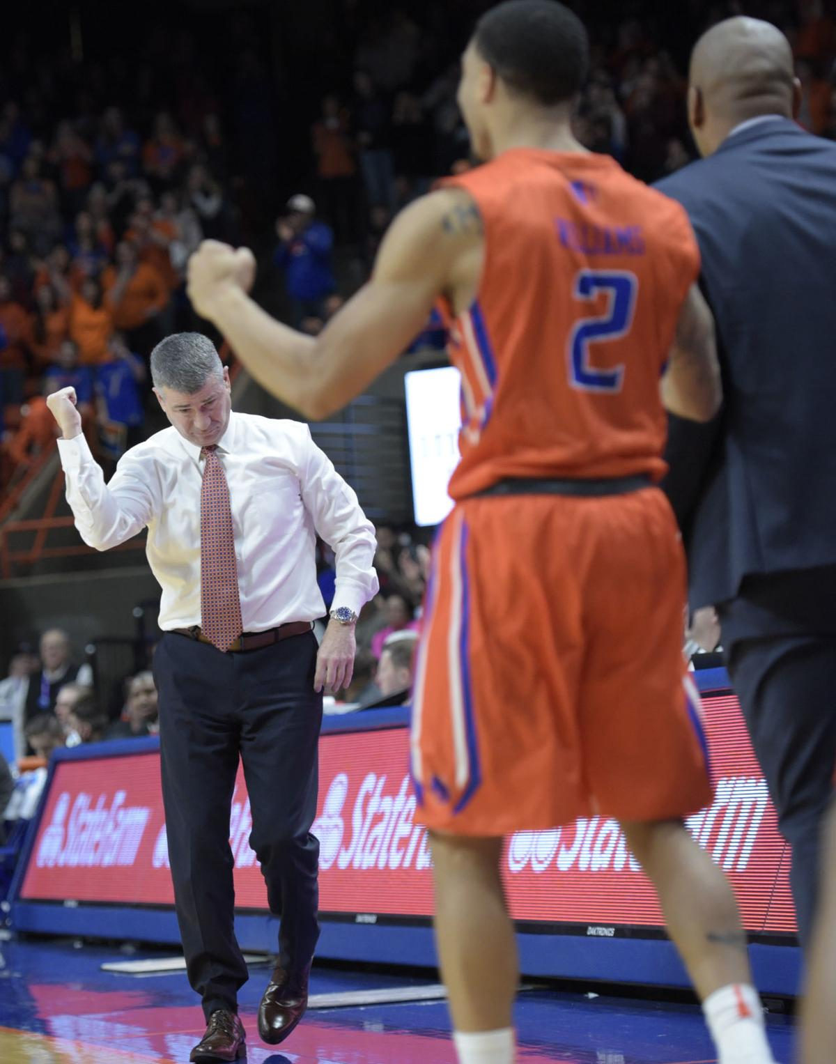 san francisco 3636e 25277 Survive and advance: Boise State hangs on to top UNLV in OT ...