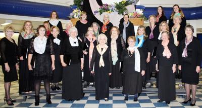 Multi church choir
