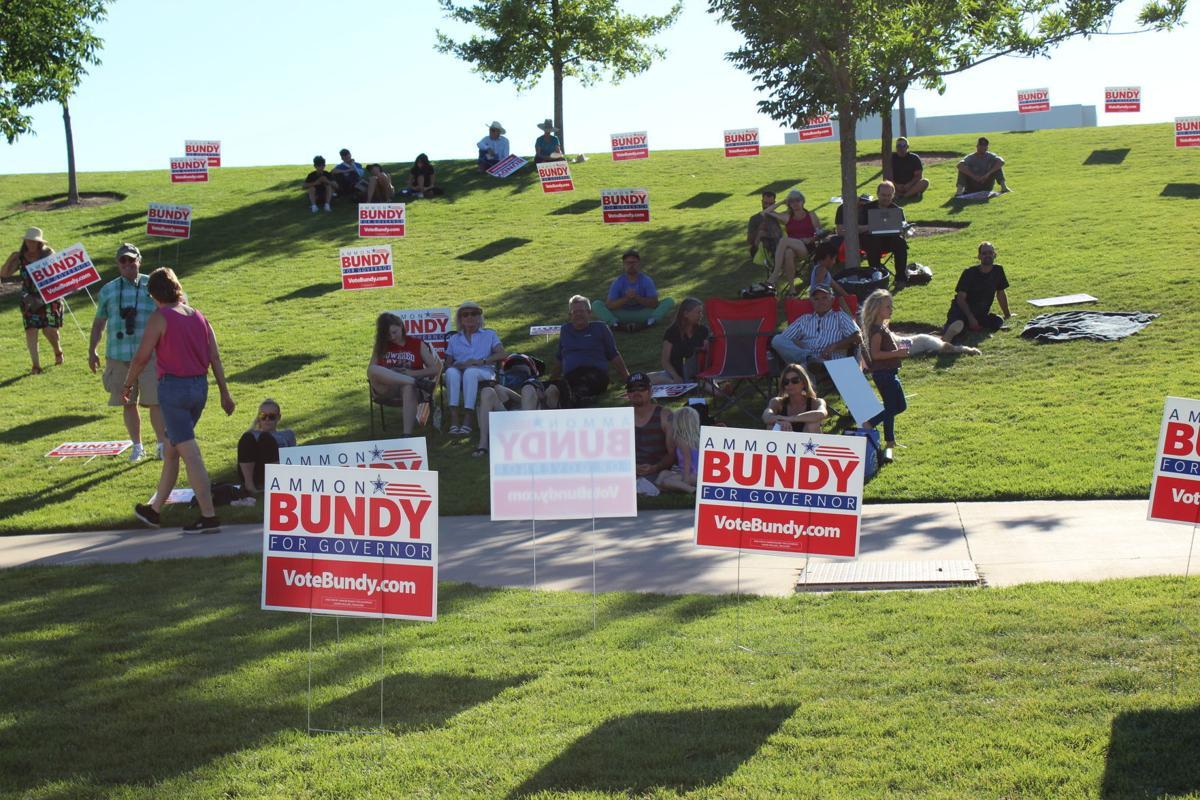 Bundy campaign announcement