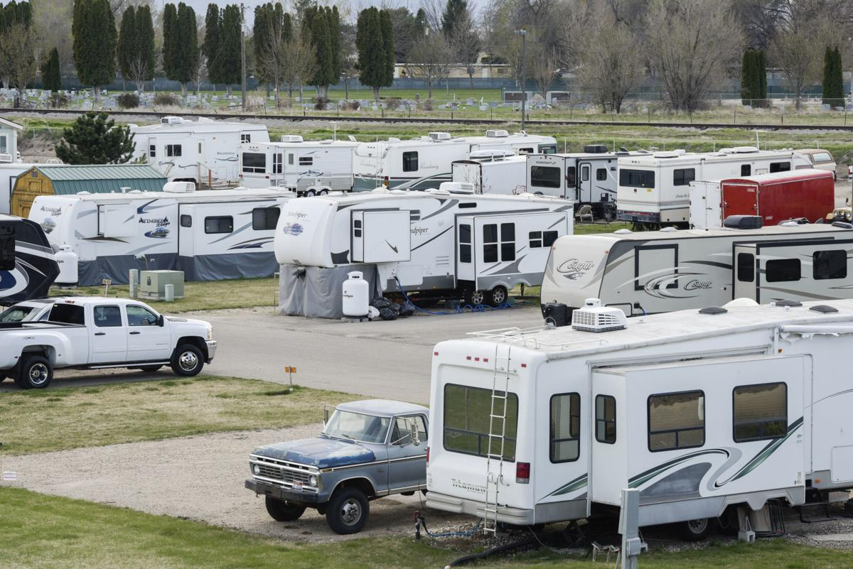 As housing inventory shrinks, people look to living in RVs | Local