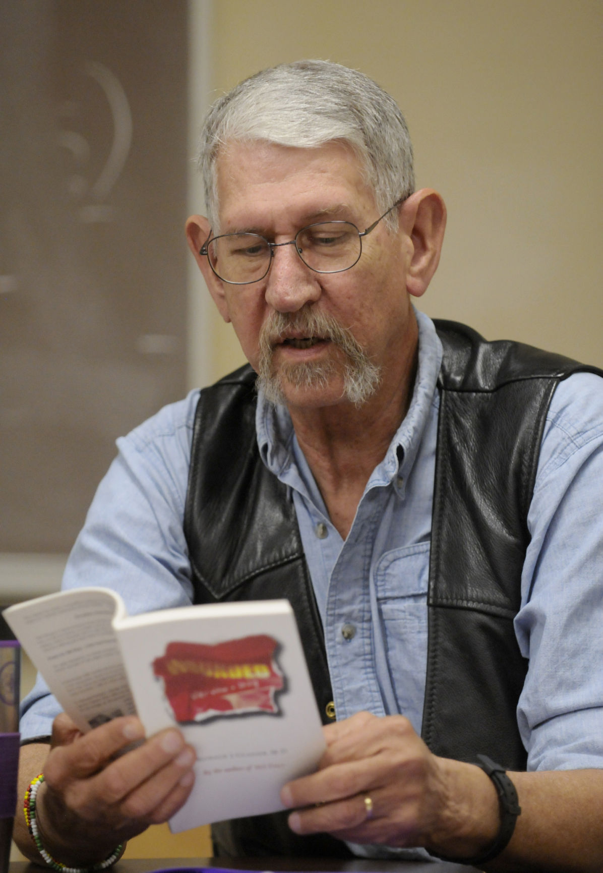 Veteran Chuck Yates