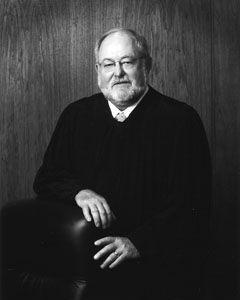 Idaho Supreme Court Justice Warren E. Jones