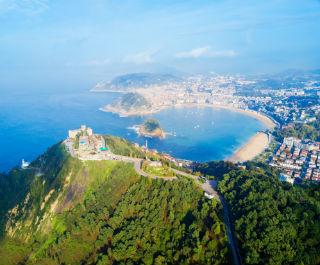 San Sebastian, the Basque Country