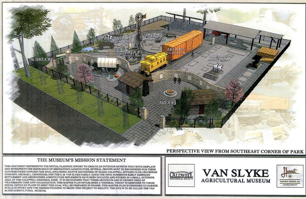 Van Slyke Agricultural Museum