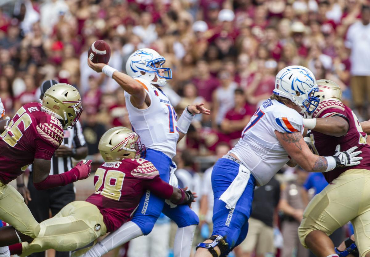 Boise St Florida St Football