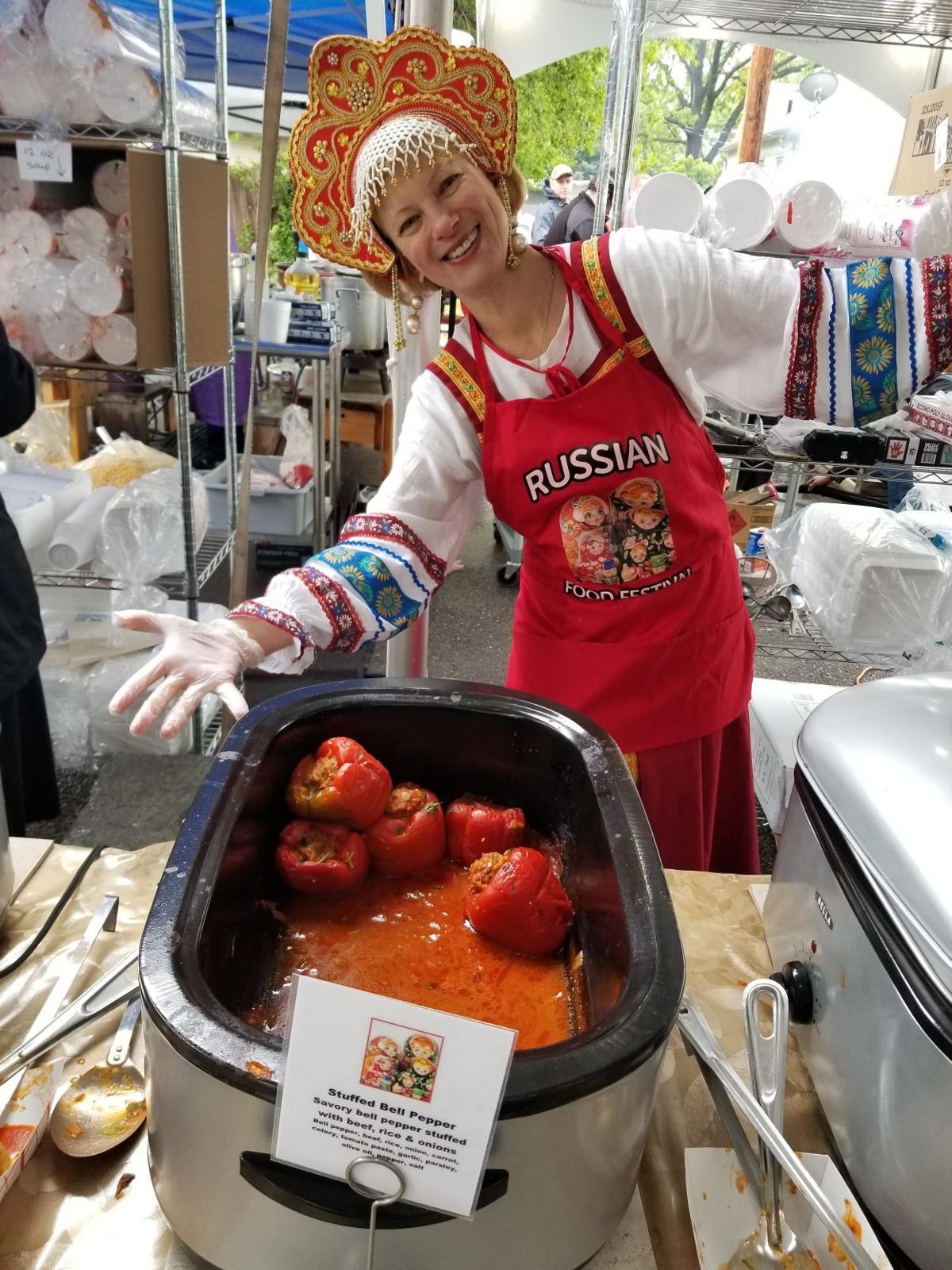 Boise Russian Food Festival 2019