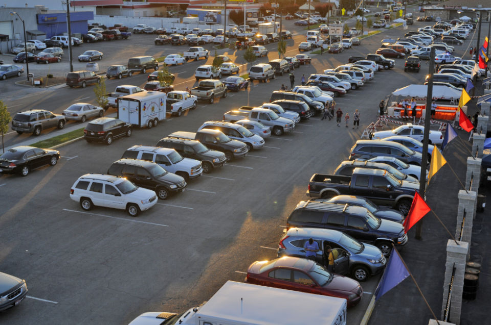Western Fair Parking