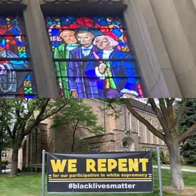 Black Lives Matter Cathedral of the Rockies
