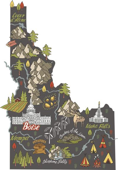 Idaho-HistoryCorner