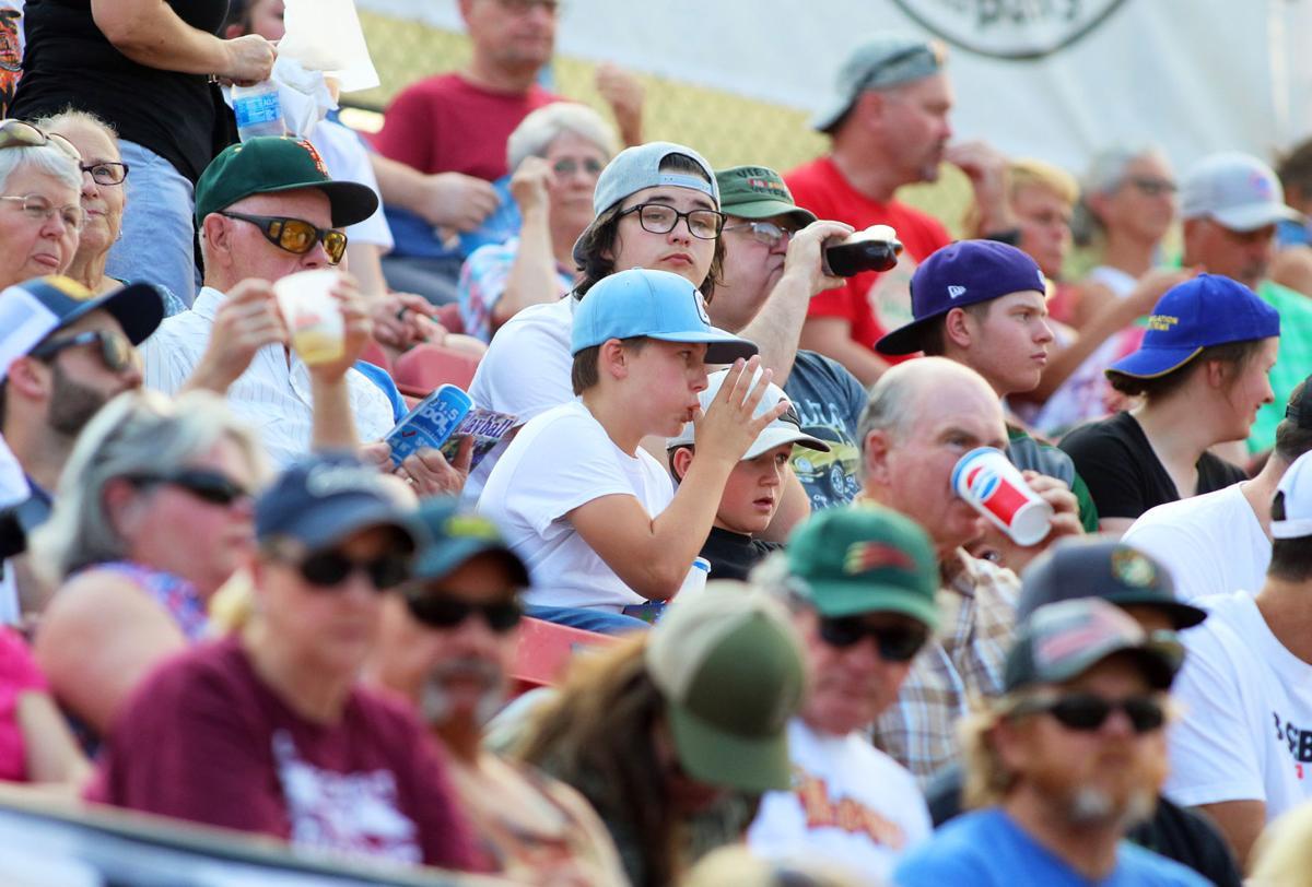 Boise Hawks vs Eugene baseball