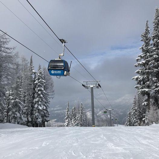 Silver Mountain Resort gondola