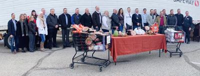 Albertsons delivers hope to Idaho Foodbank