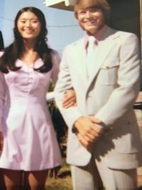 Happy 50th anniversary Garry and Sue Swanson!