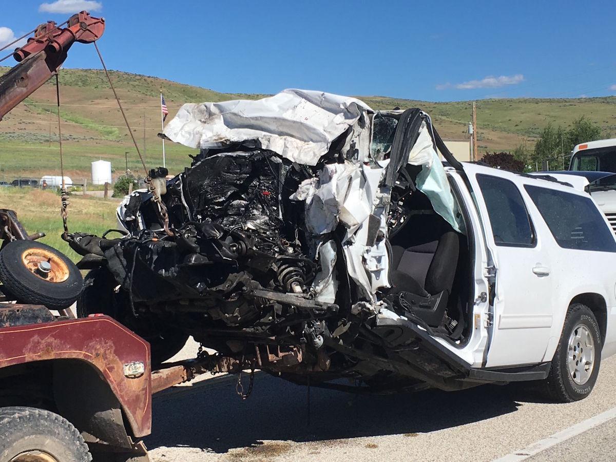 Car Crash Boise Idaho
