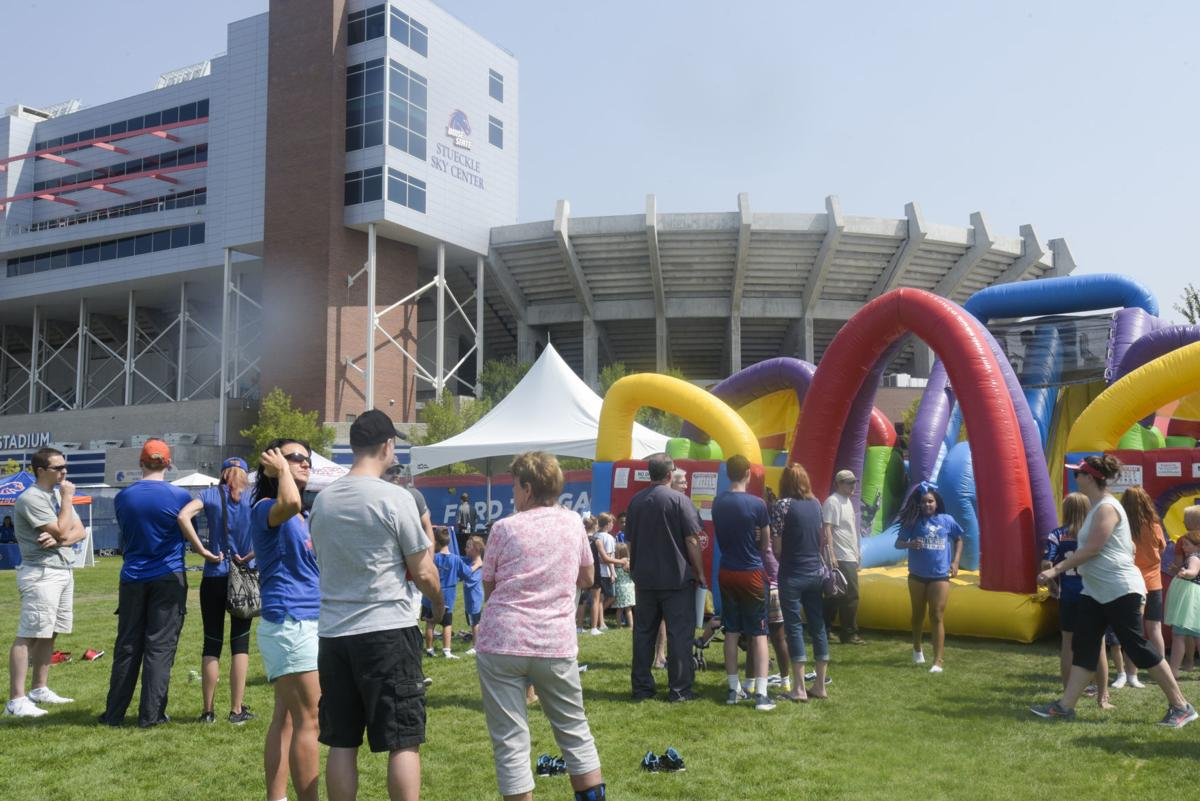 Ford Tailgate Zone