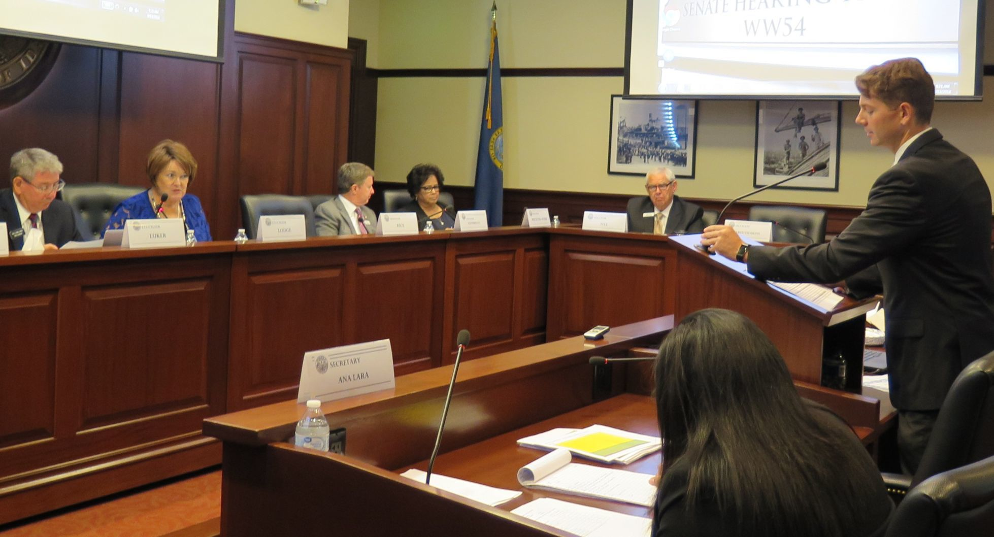 Lawmakers wrestle with prison increases, question policies   Idaho Press