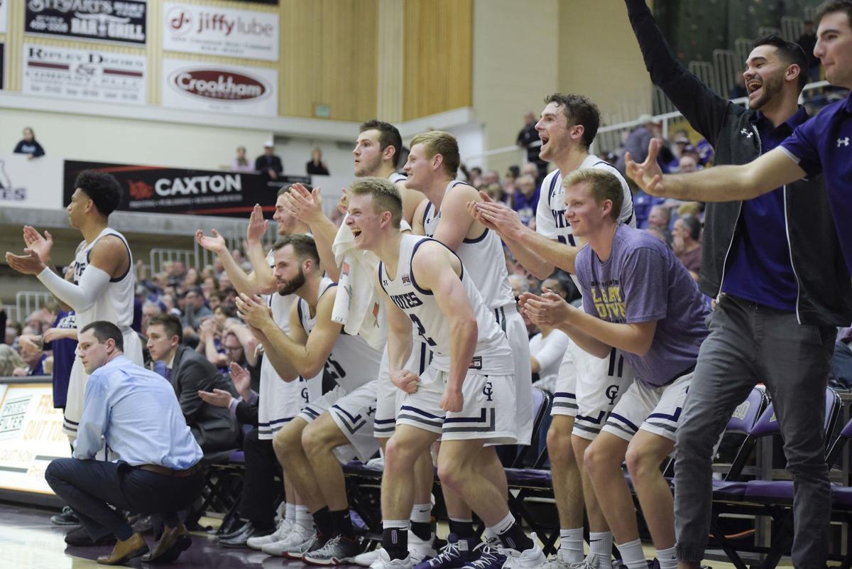 College of Idaho vs Northwest Christian Basketball