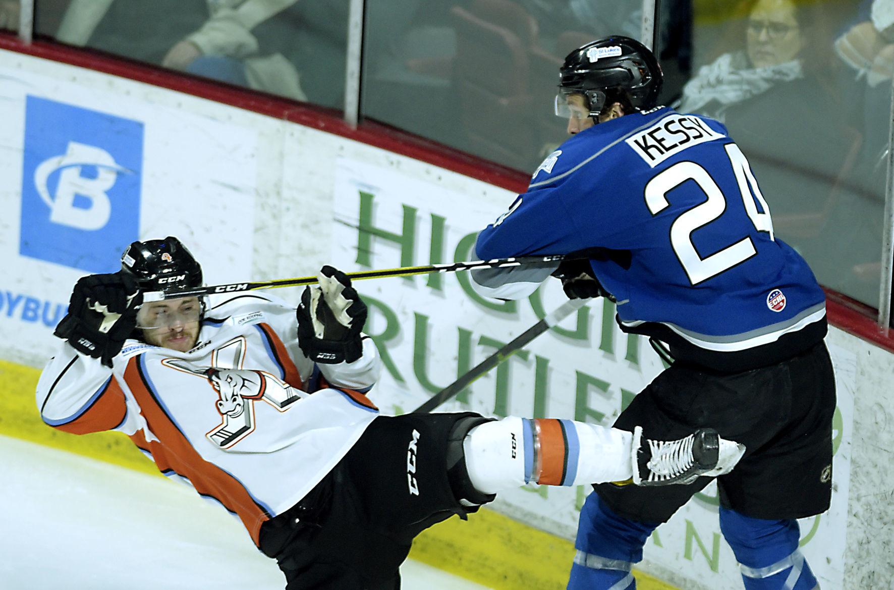 ECHL: Steelheads Enforcer Kale Kessy Continues Points Streak In Win