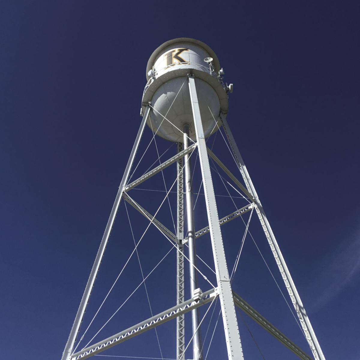Skybox: Kuna water tower