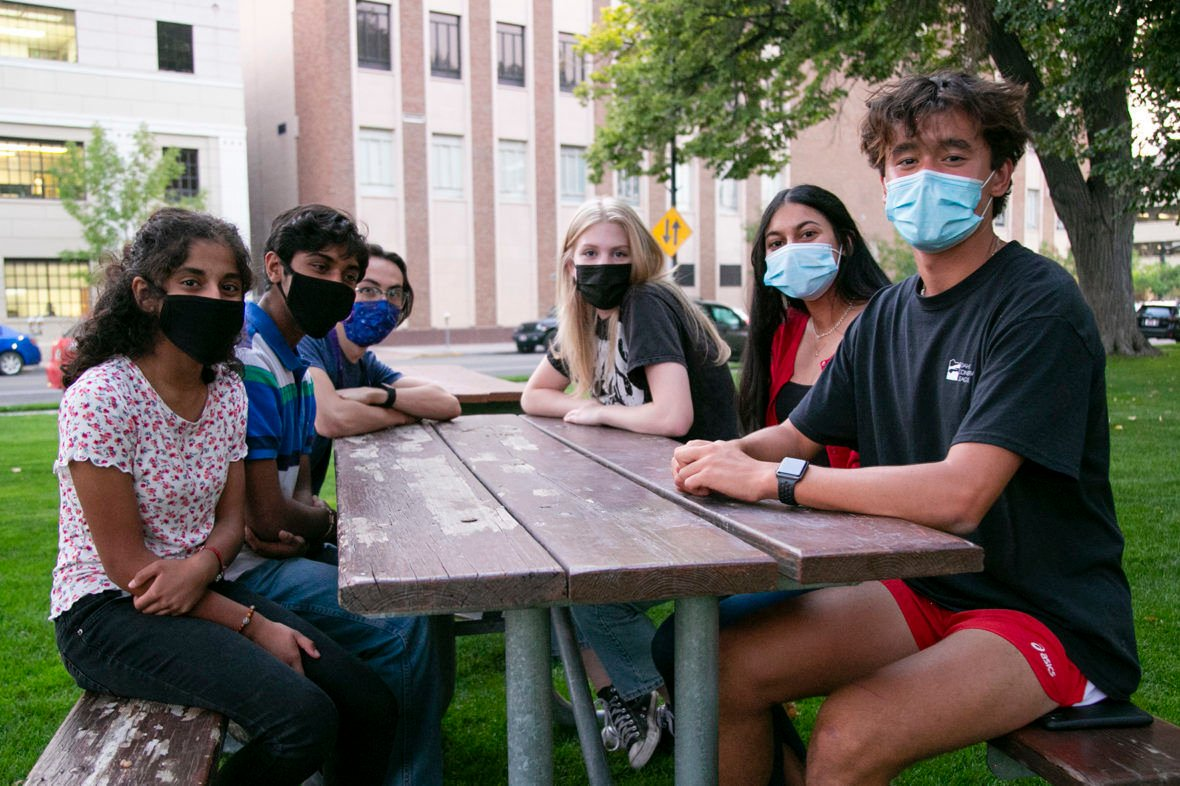 Boise students urge district to adopt clean energy plan