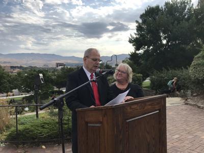Former Boise Mayor Brent Coles announces he'll challenge