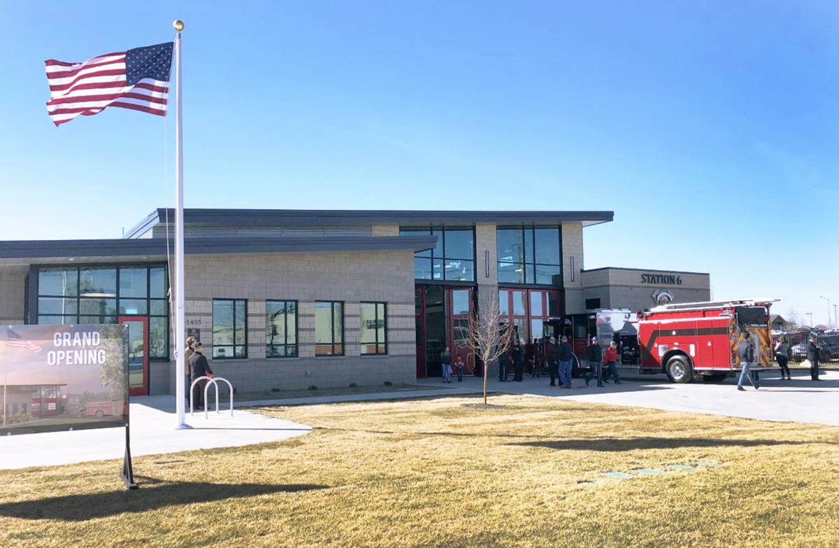 Meridian Fire Station No. 6