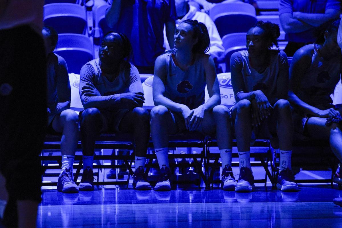 Boise State vs CSUN Basketball