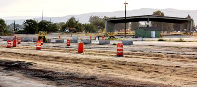 Race track at 'old mill' picks up steam