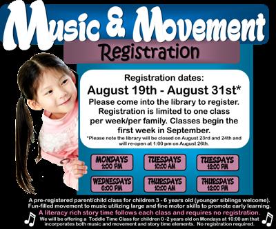 Music & Movement