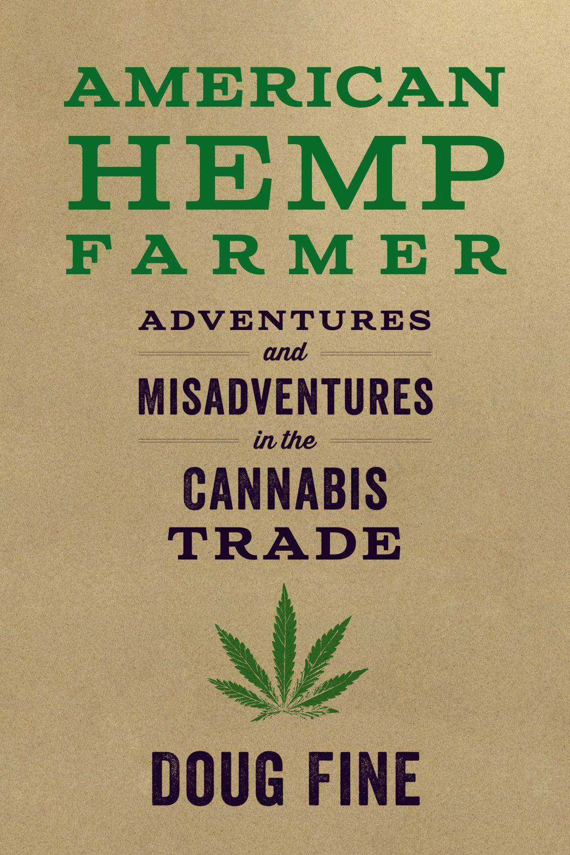 'American Hemp Farmer' cover