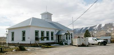Ola School renovations