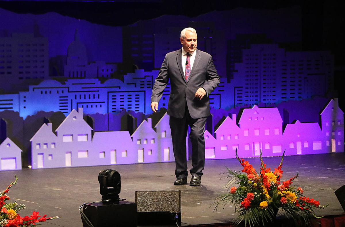 Boise State of the City address