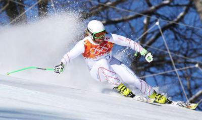 Sochi Olympics Alpine Skiing Men