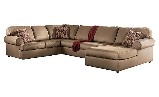 Brando Cocoa Sectional