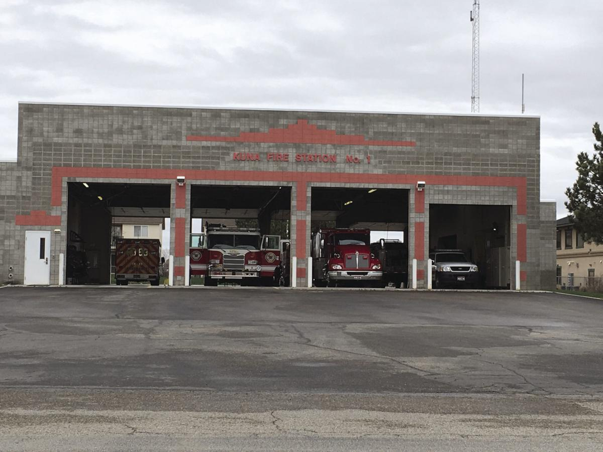 Kuna Rural Fire District Station 1 is open