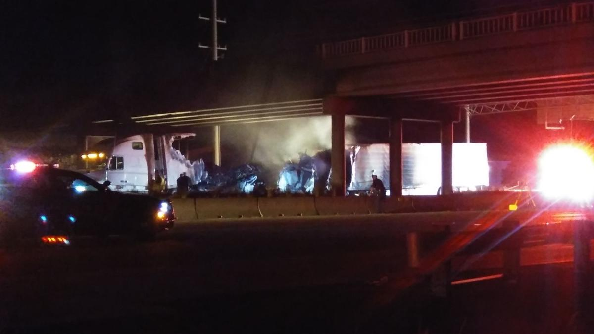 4 confirmed dead following fiery I-84 crash | Local News