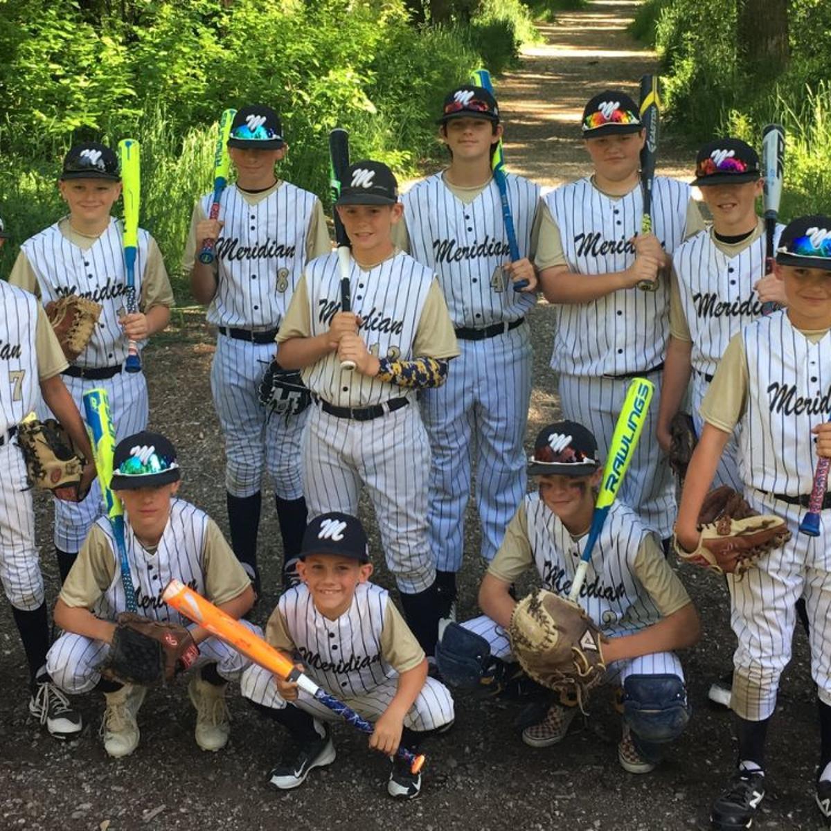 Meridian Youth Baseball team goes to Cal Ripken World Series