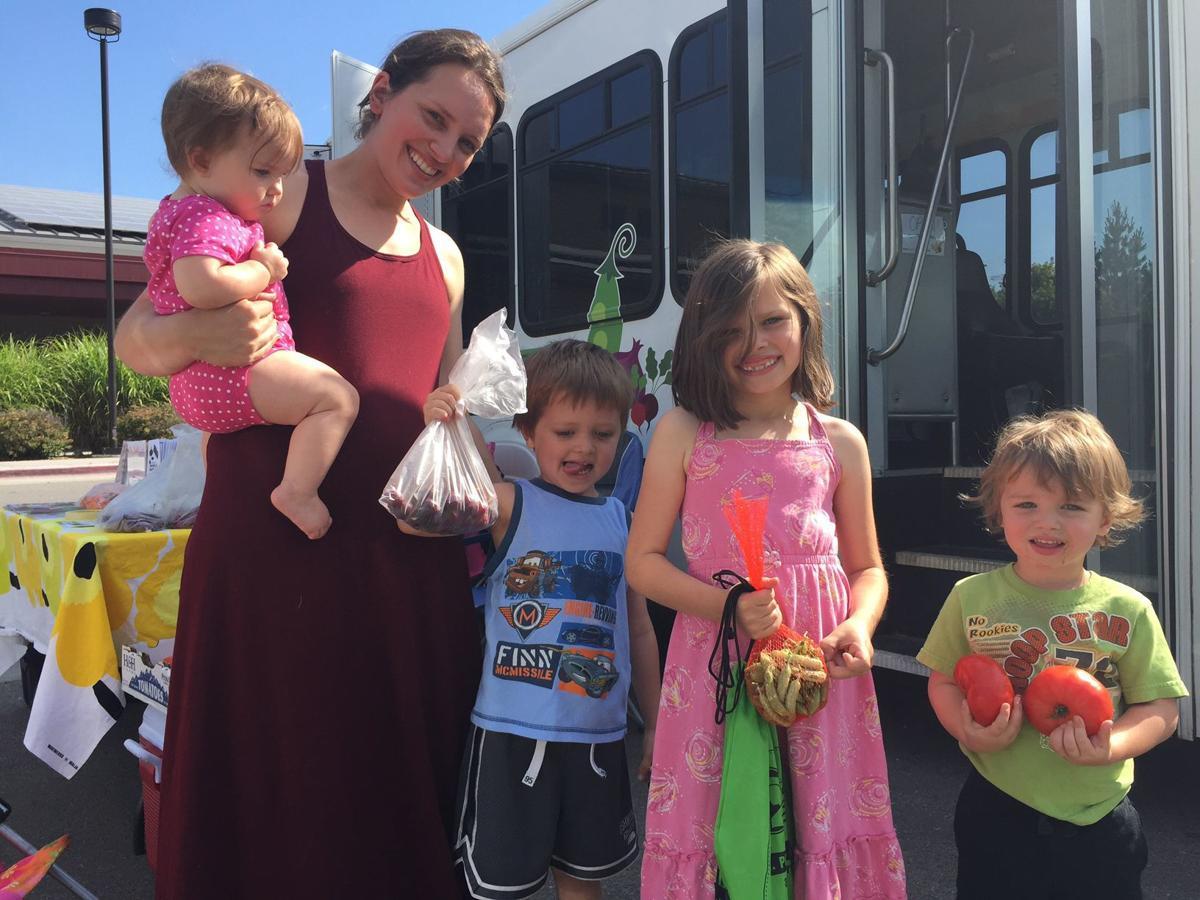Boise Farmers Market goes mobile
