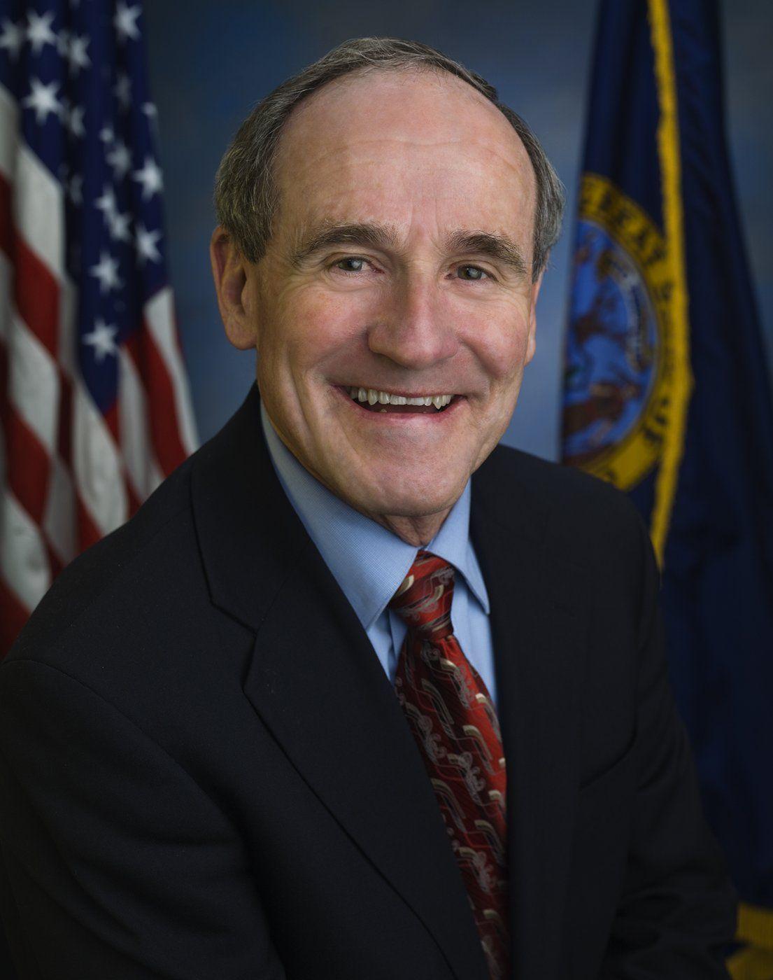 Sen. Jim Risch mug