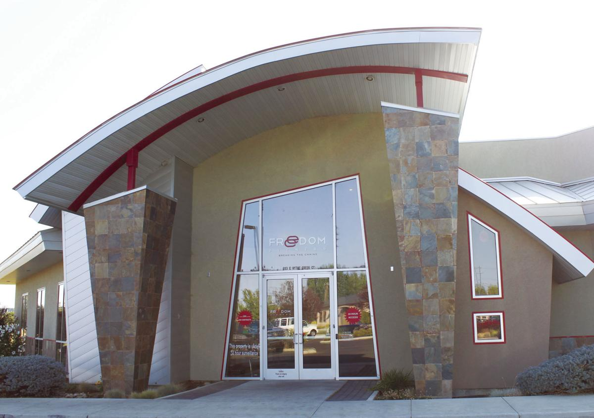 Freedom Fitness building