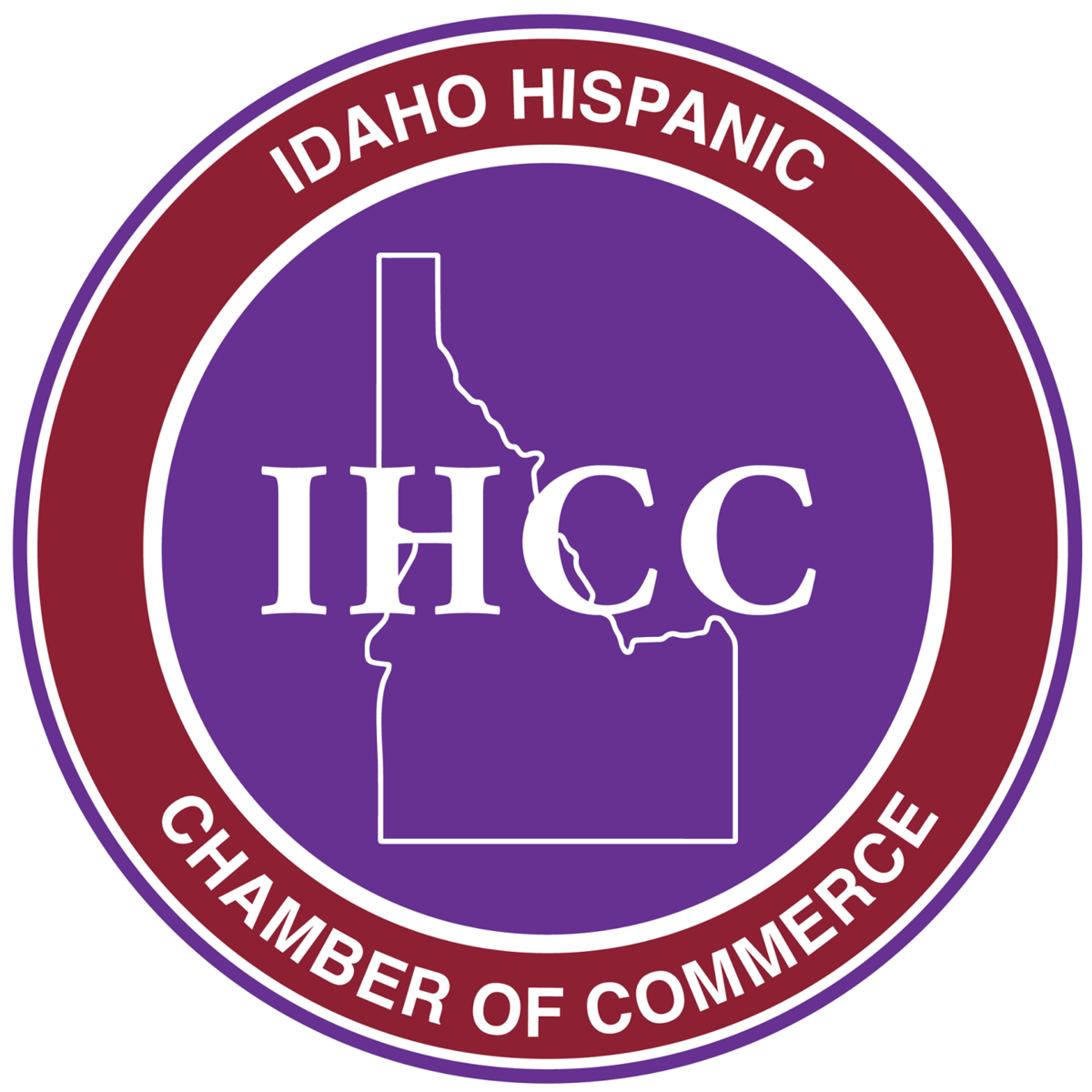 Idaho Hispanic Chamber of Commerce logo