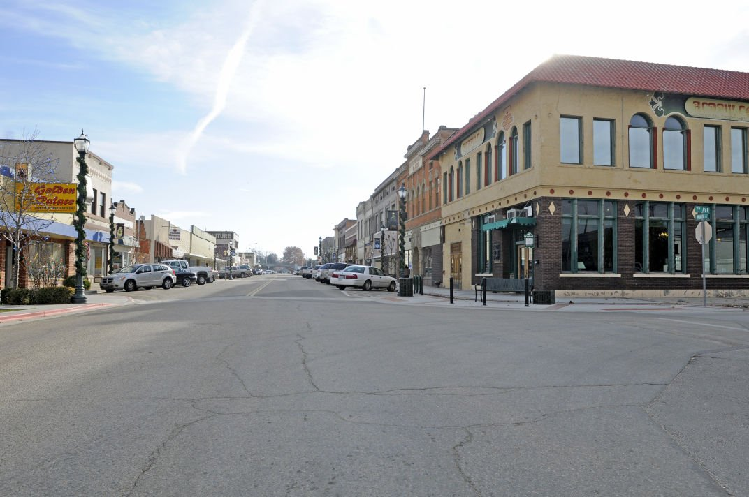 Survey College Students Visit Downtown Caldwell For Food