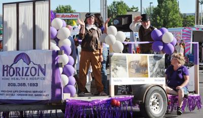 First Place CF Float