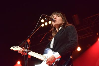 Courtney Barnett Plays to Packed House At Boise's Knitting Factory
