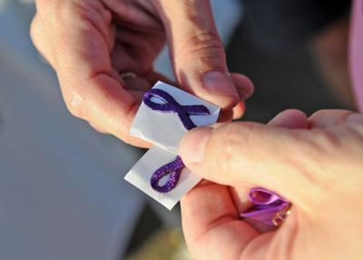 Domestic Violence Awareness night