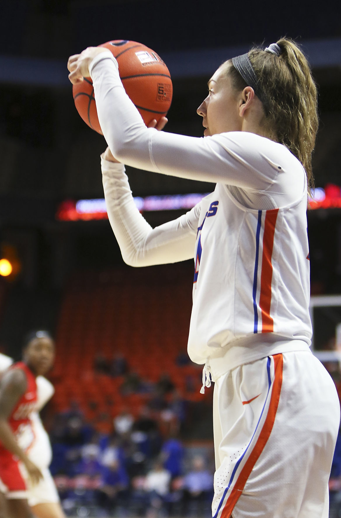 BSU vs UNLV women's basketball