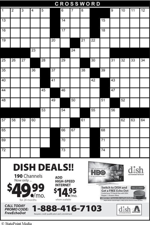 Crossword Puzzle Idahopress Com