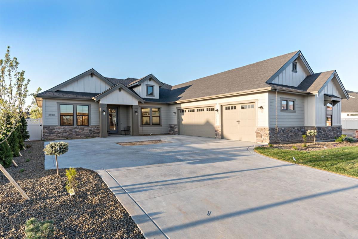 Last chance to tour st jude dream home in meridian for Jude house