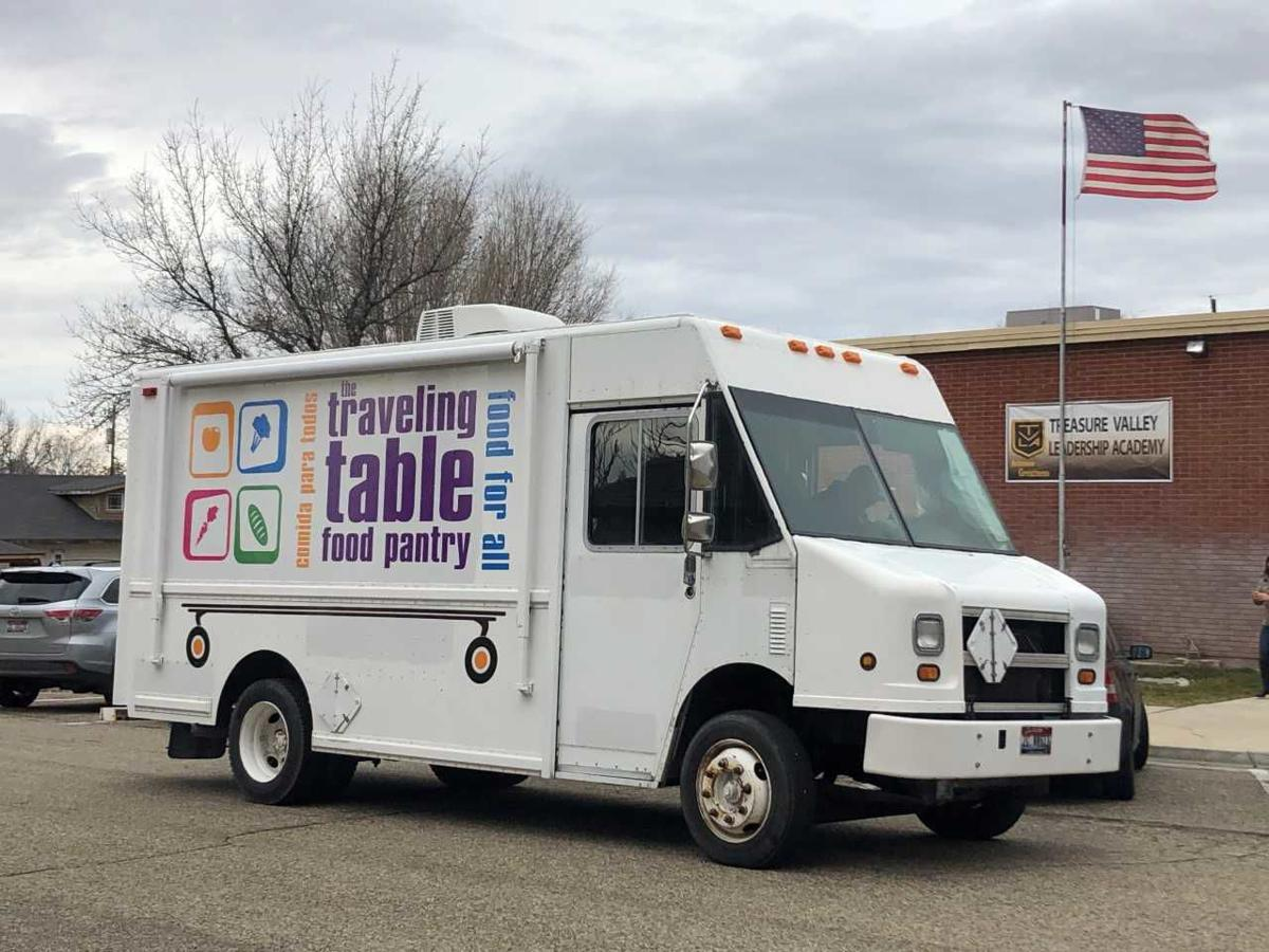 The Traveling Table Is Set Health Idahopresscom